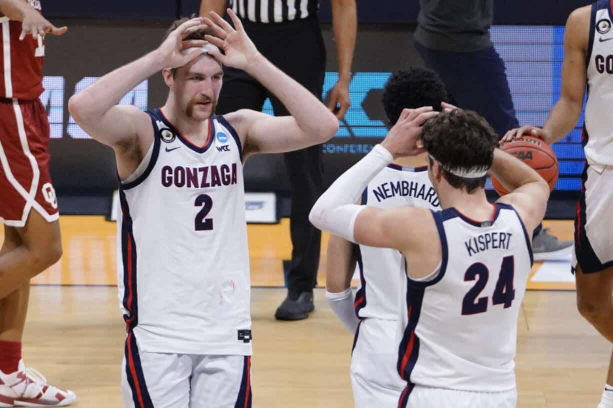 BasketballNcaa - Gonzaga Bulldogs