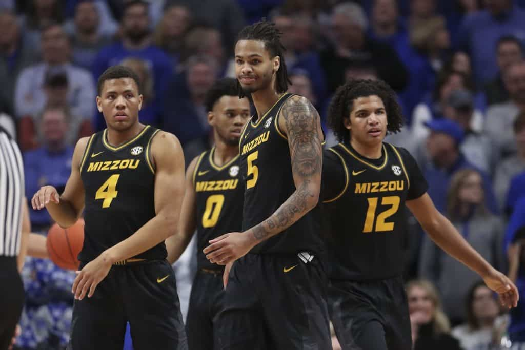 BasketballNcaa - Missouri Tigers