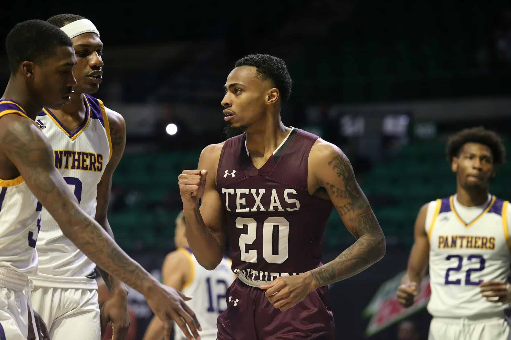 MM 2021 | #16 Texas Southern Tigers
