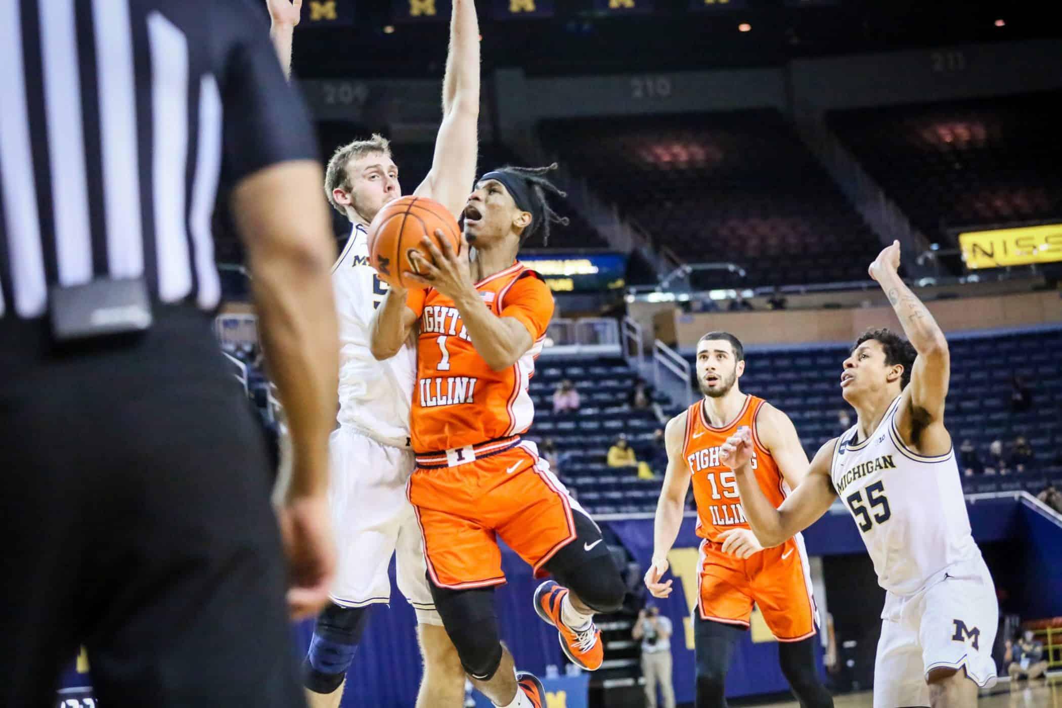 Basketballncaa - Illinois