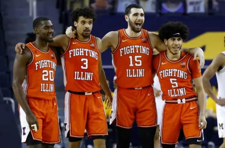 Basketballncaa - Illinois 2021