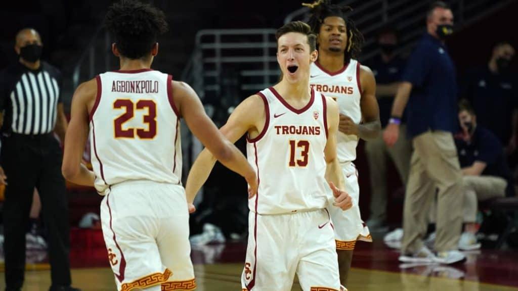 Basketballncaa - USC Trojans