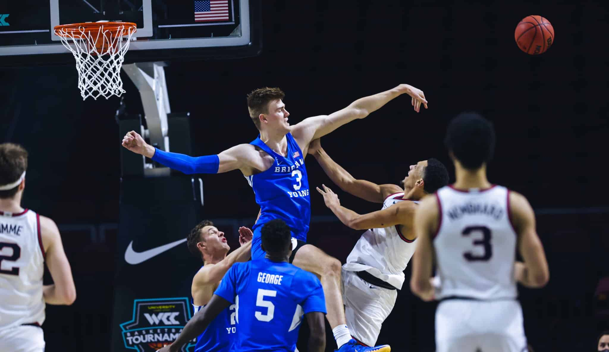 MM 2021   #6 BYU Cougars