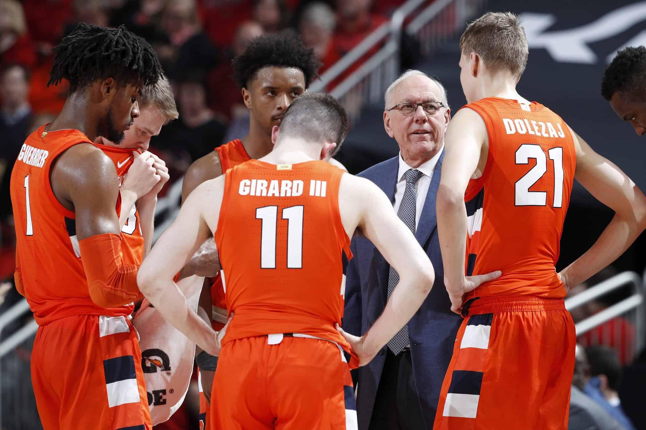 Syracuse - BasketballNcaa