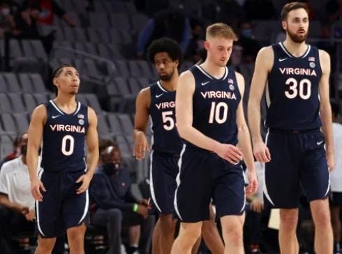 virginia cavaliers - basketballncaa