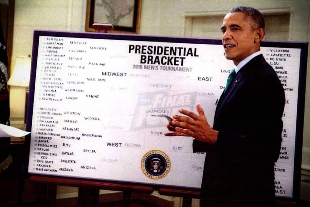 Il Presidential Bracket