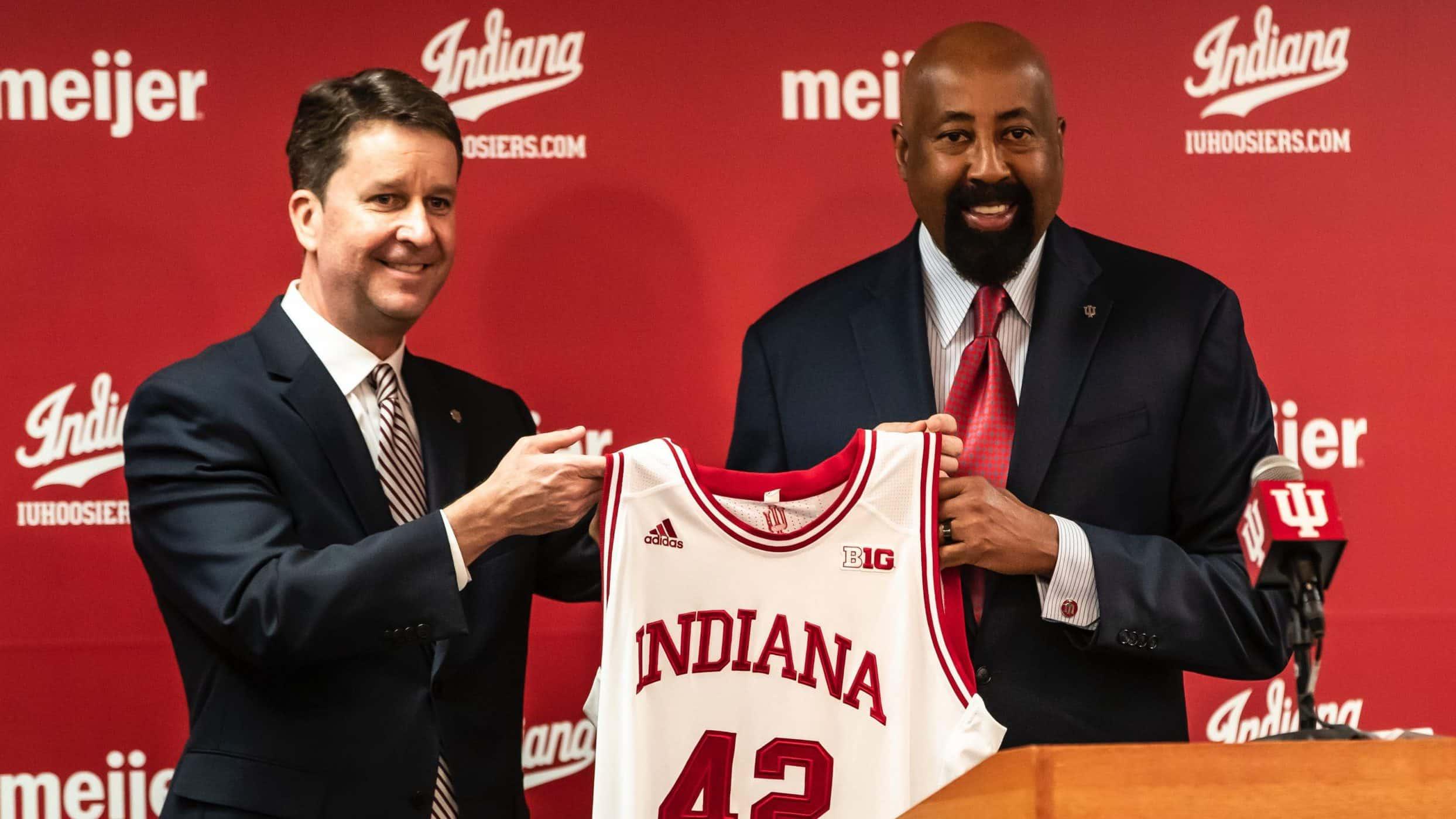 Mike Woodson, Indiana si aggrappa alla storia