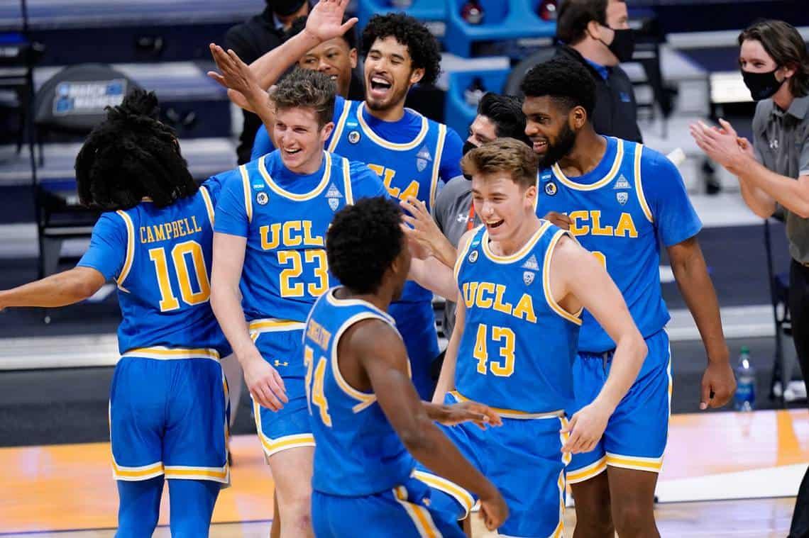 BasketballNcaa - UCLA