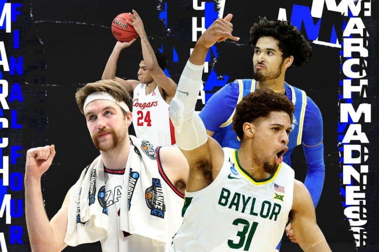 Final Four March Madness 2021