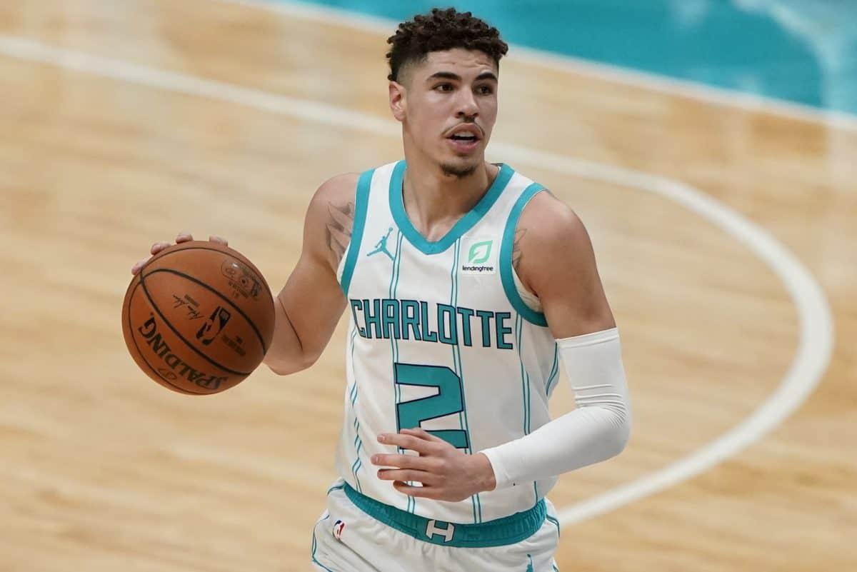 Charlotte Hornets, c'è speranza intorno a LaMelo Ball