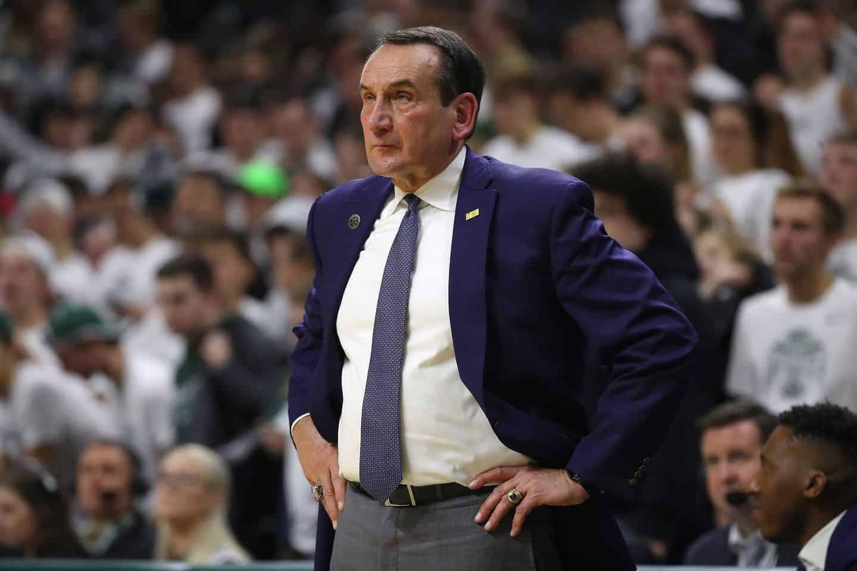BasketballNcaa - Duke e Coach K