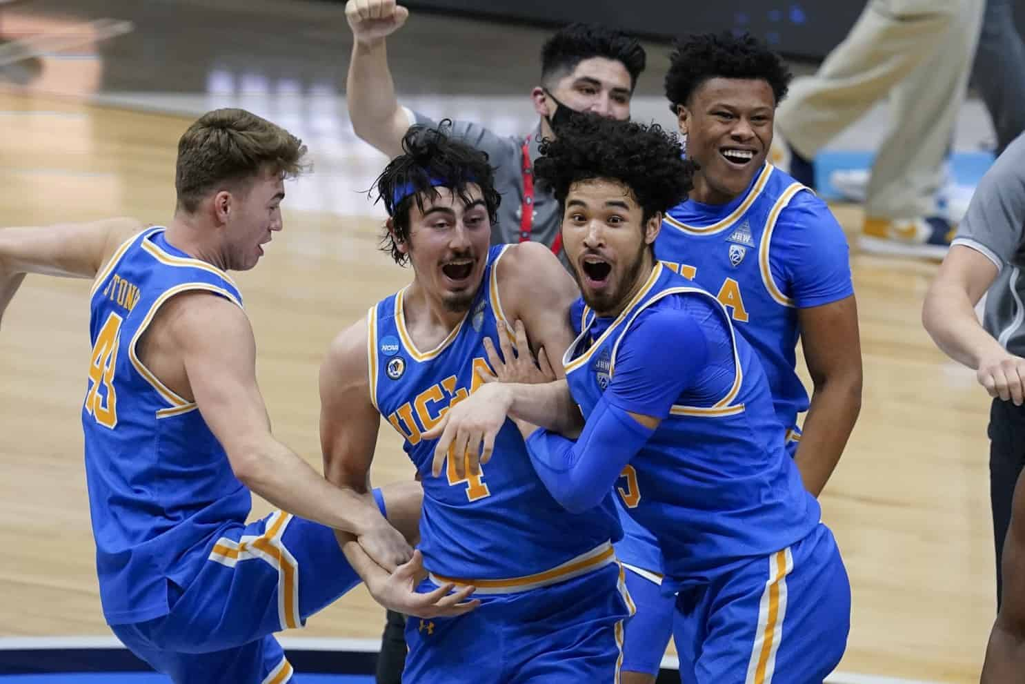 BasketballNcaa - UCLA Bruins