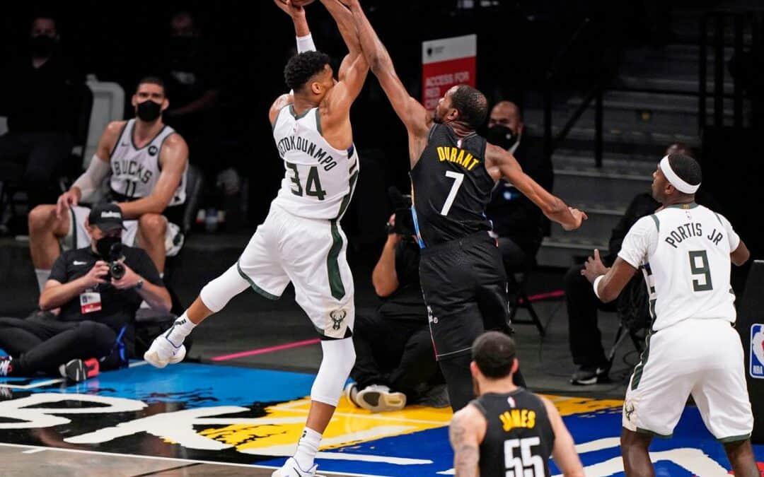 Brooklyn Nets, la difesa funziona e Milwaukee barcolla
