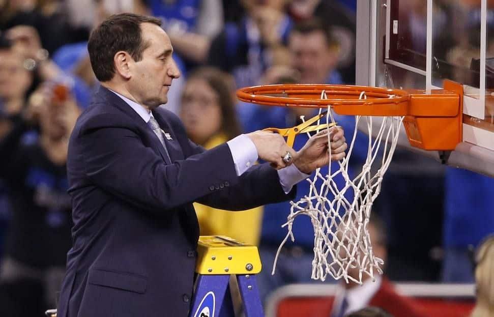 Il posto di Coach K nella storia del college basketball