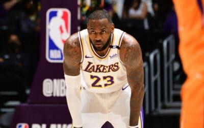 LeBron James sconfitto: chi sarà il successore?
