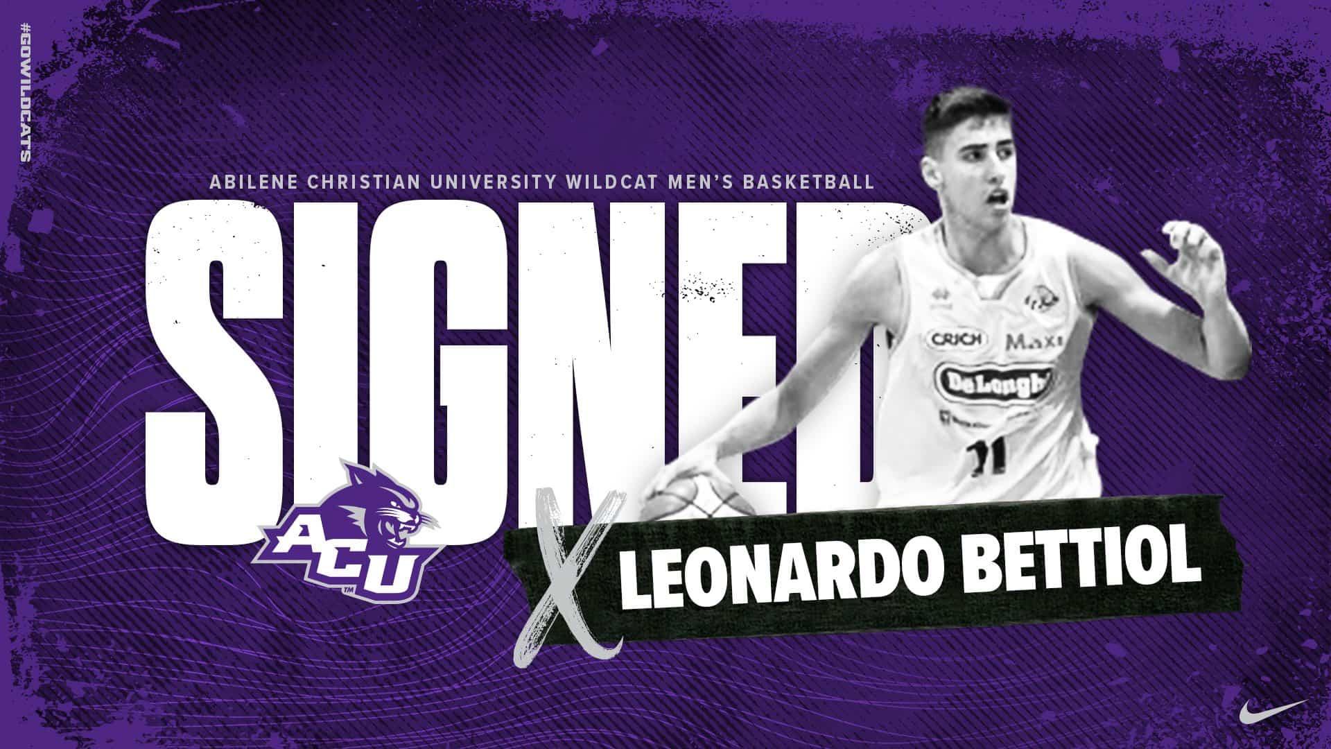 Leonardo Bettiol Abilene Christian