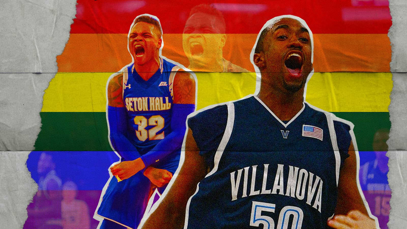NCAA basketball per LGBTQ