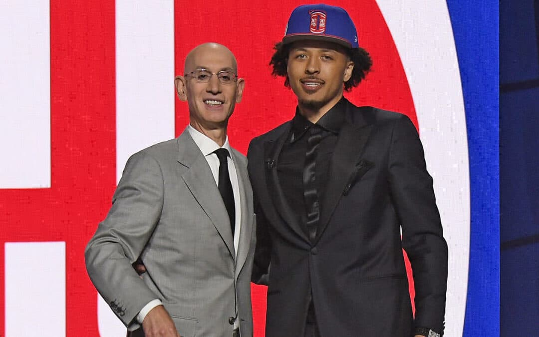 NBA Draft 2021: Cunningham #1, sorprese in Lottery