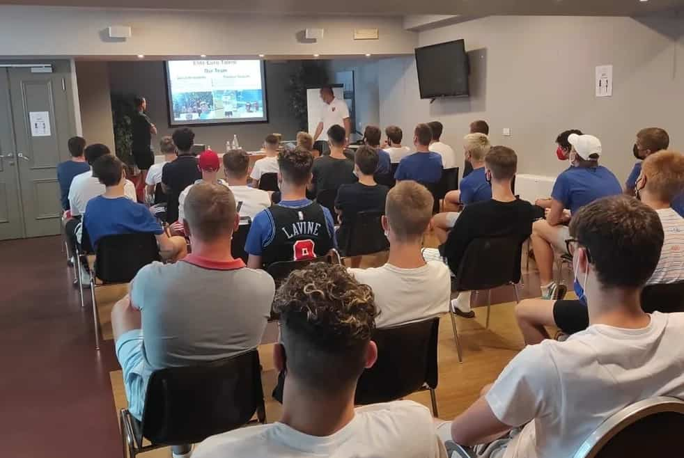 Elite Euro Talent info session
