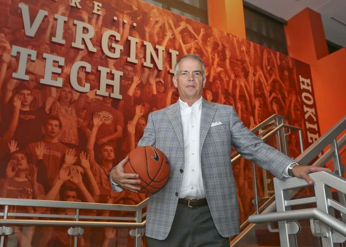 Mike Young Virginia Tech