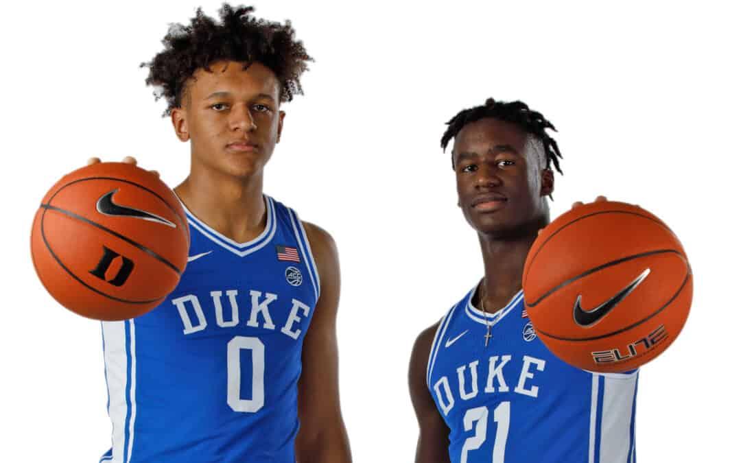 #13 Duke | Preseason Top 25 | 2021-22