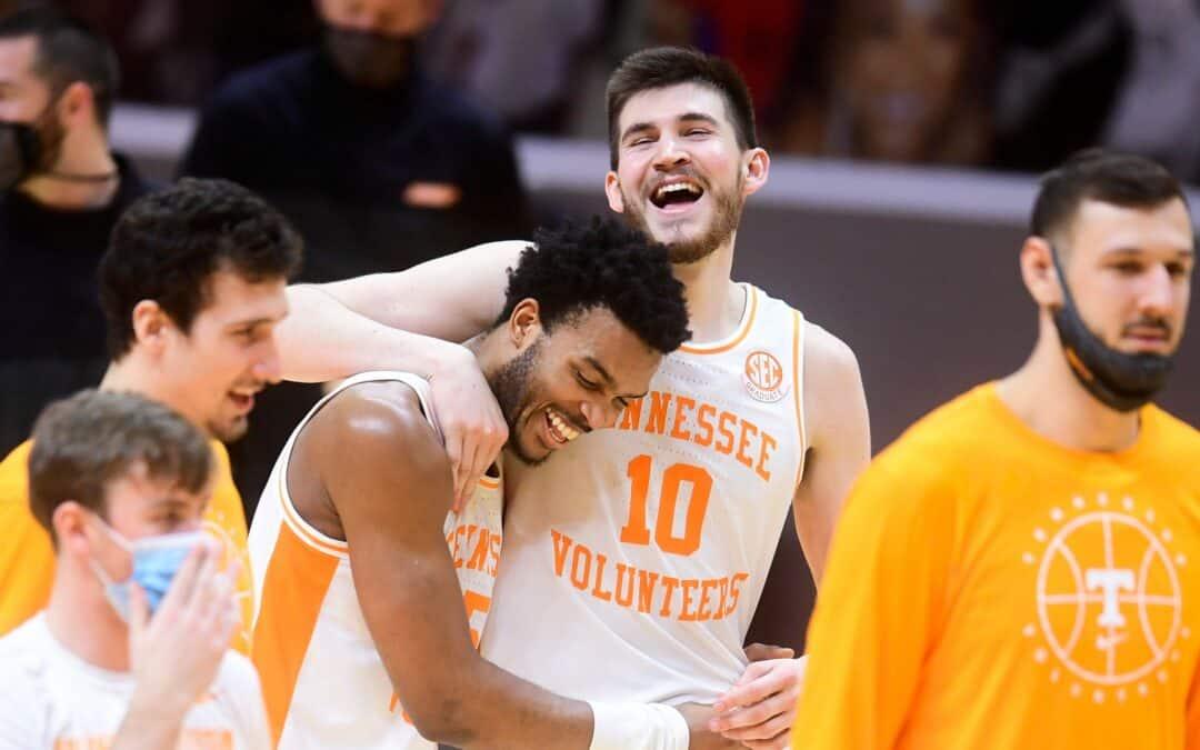 #21 Tennessee | Preseason Top 25 | 2021-22