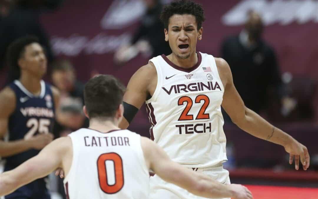 #22 Virginia Tech | Preseason Top 25 | 2021-22