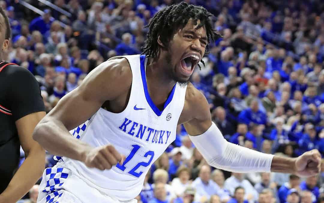#8 Kentucky | Preseason Top 25 | 2021-22